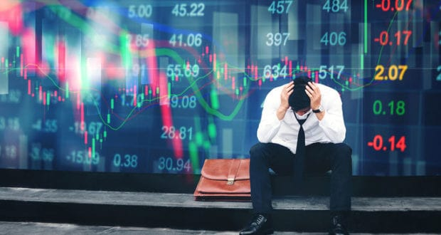 The US stock market, oil and bitcoin experienced a new decline