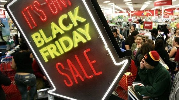 Black Friday: Americans have already spent $ 1.75 billion on online purchases