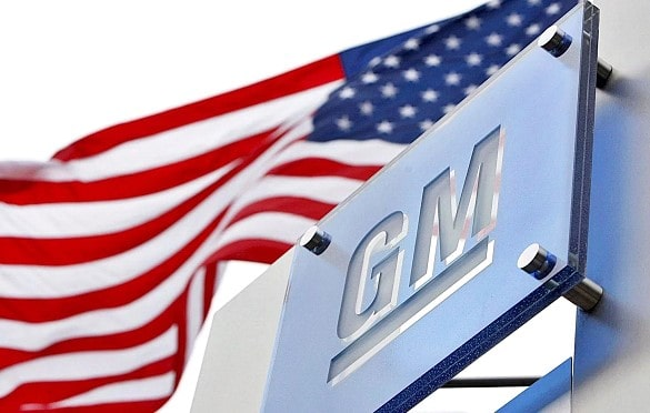 Trump urged General Motors to curtail production in China and increase in the United States