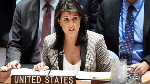 The United States expressed concern about the incident in the Kerch Strait and supported the actions of Ukraine