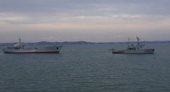 Incident in the Kerch Strait: basic facts