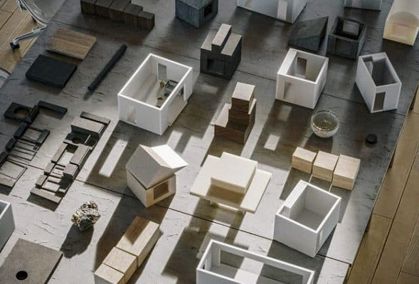 Airbnb presented a housing construction project. Backward – home of the future
