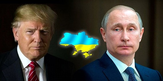 Trump canceled a meeting with Putin because of the incident in the Kerch Strait
