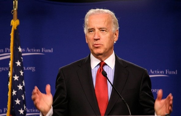 Poll: most Democrats would nominate Joe Biden as a presidential candidate