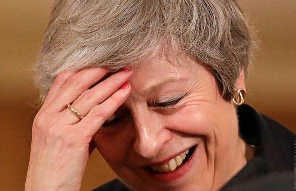 Conservative deputies expressed confidence in Prime Minister Theresa May