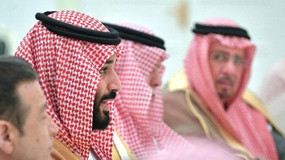 The US Senate called to bring to justice the Saudi Prince