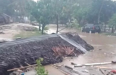 In Indonesia-tsunami: 222 dead, victims may be more