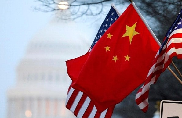 The Chinese are calling for a boycott of the US products