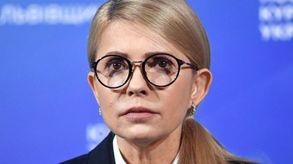 Tymoshenko met with Volker and urged the US to strengthen sanctions against Russia