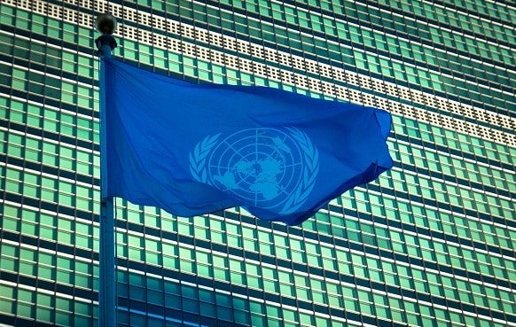 The UN General Assembly rejected Russia's resolution on the INF TREATY