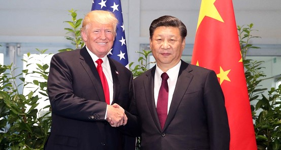 XI Jinping said that relations between China and the US are at an important stage