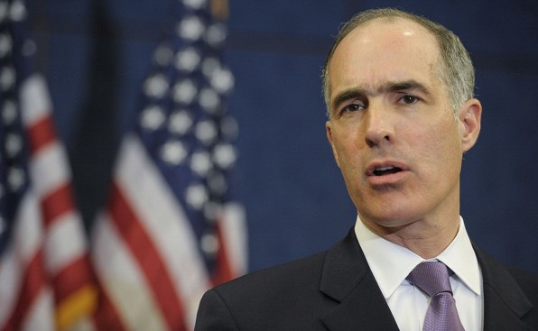 Senator Bob Casey decided not to participate in the struggle for the US presidency in 2020