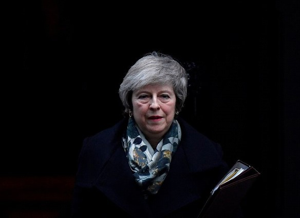 """""""Brexit"""": the House of Commons sent Theresa May back to Brussels"""