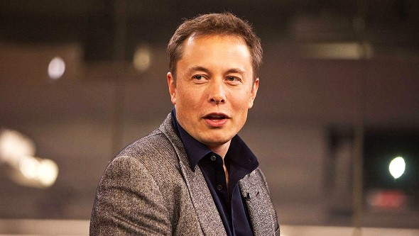 Elon Musk announced the flight of his rocket to the ISS