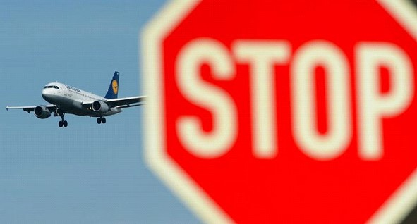 Lufthansa cancels 400 flights due to strikes at German airports