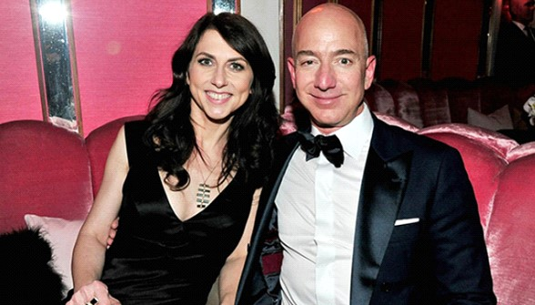 Media estimated how much can get the wife of the richest man in the world after the divorce