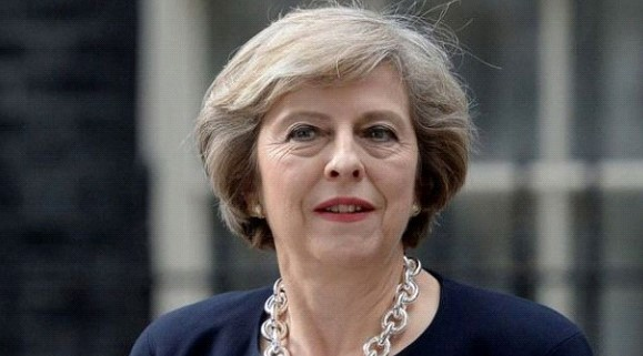May said that London will not extend the terms of exit from the European Union