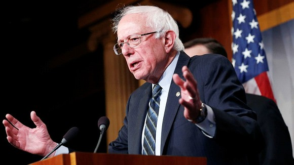 Bernie Sanders intends to run for President of the United States in 2020