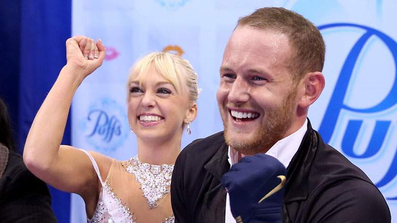 The two-time US figure skating champion Coughlin died at 34-year life