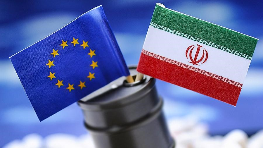 The EU introduces new sanctions against Iran