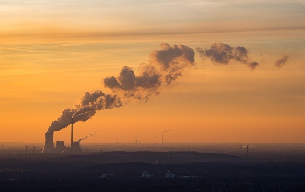 In the United States sharply increased greenhouse gas emissions