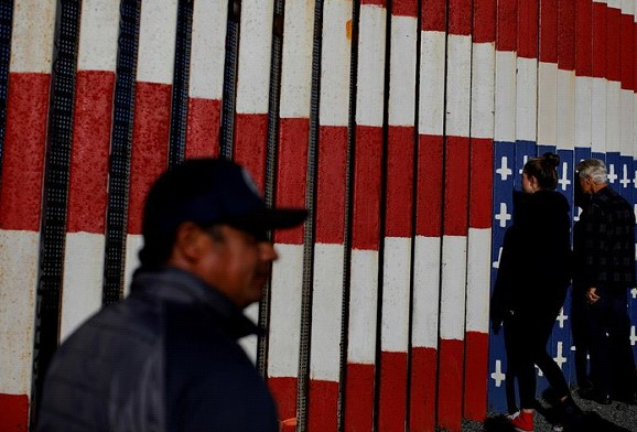 A coalition of 16 States filed a lawsuit against Trump over the wall on the border