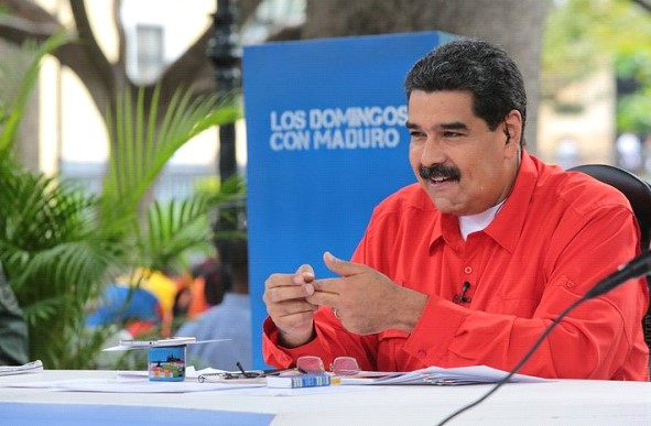 American journalists were detained during an interview with Maduro. They are deported