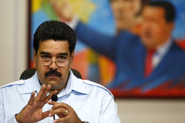Maduro called on Guaido