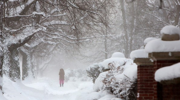 The number of victims of cold weather in the United States exceeded 20 people