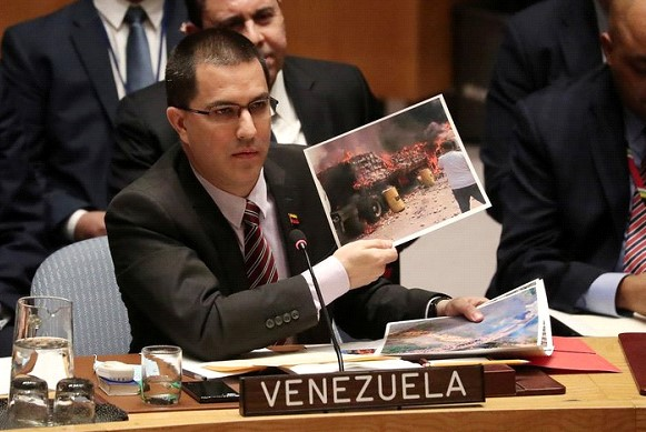Venezuela told about the contents of the burned trucks at the border