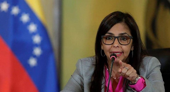 Vice President of Venezuela called an obstacle to dialogue with the United States