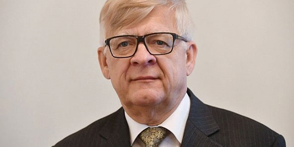 Zasypkin also criticized the US intervention in the Middle East