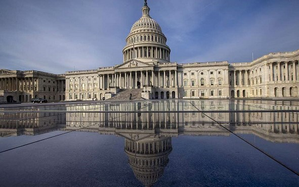 the US senators group intends to propose a bill on sanctions against Russia