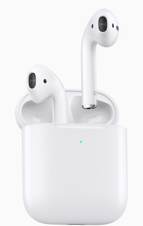 Apple represent new AirPods