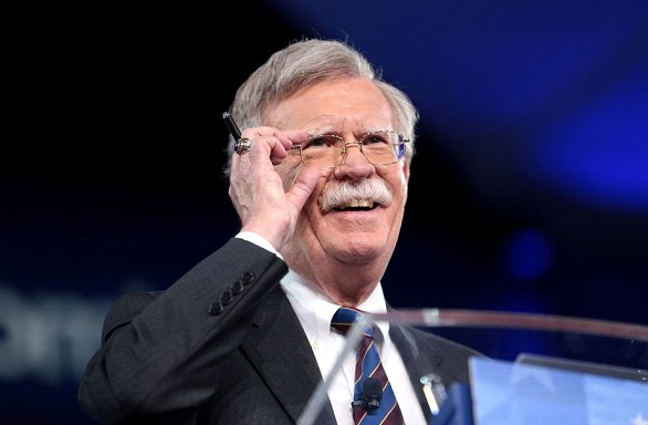 Assistant to the US President for national security John Bolton