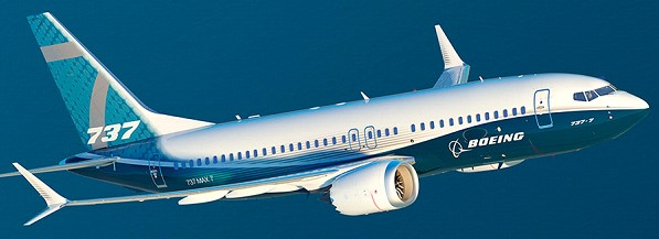 Boeing will present an updated 737 MAX maneuverability improvement system