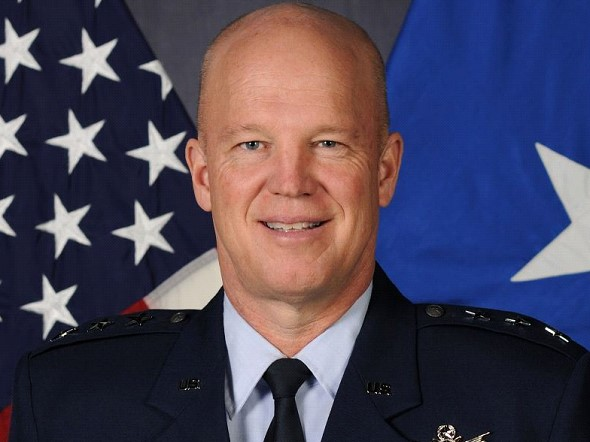 General John Raymond appointed commander of the US Space force