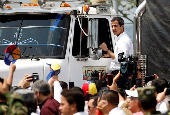 Guaido called the start date of operation aimed at overthrowing Maduro