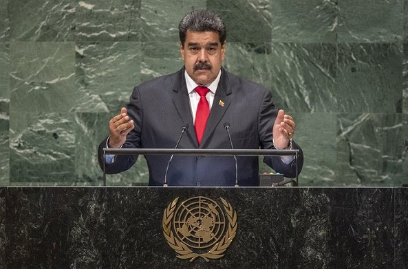 Maduro accused the United States and Guaido in the preparation of the attempt on his life