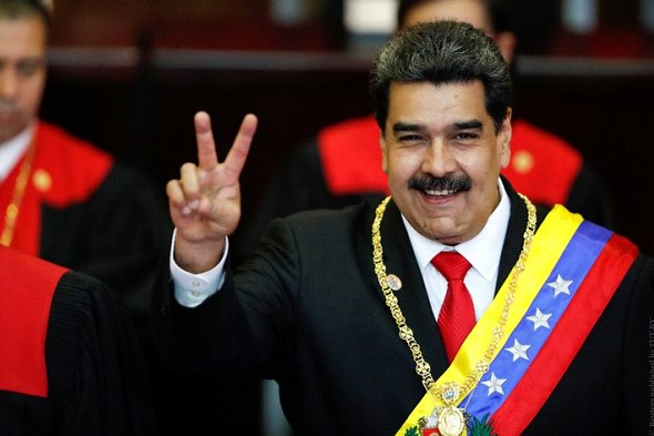 Poll: almost 90% of Venezuelans want Maduro to resign as the President