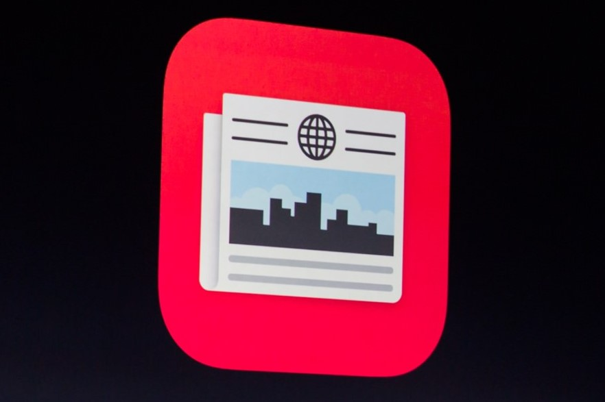 Apple introduced a subscription to News+
