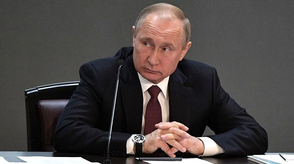 Putin called the US withdrawal from the INF Treaty a threat to international security