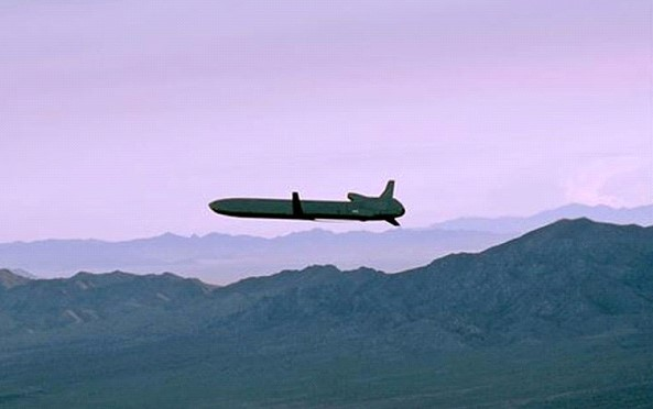 The US began to develop a new model of a cruise missile