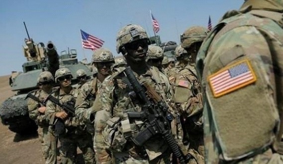 The US leave in Syria 400 military