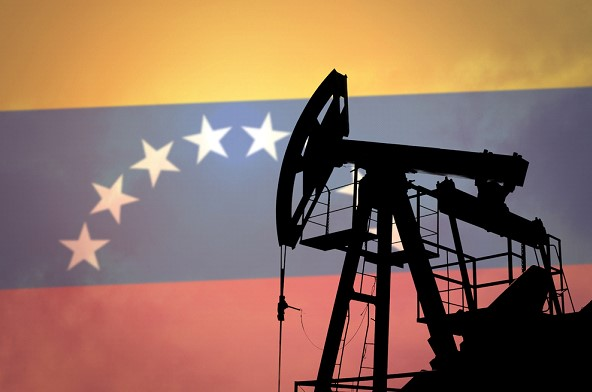 The United States warned foreign companies on sanctions over oil deal with Venezuela