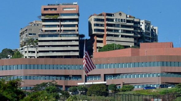 The crisis in Venezuela: the US closes the Embassy and withdraw diplomats