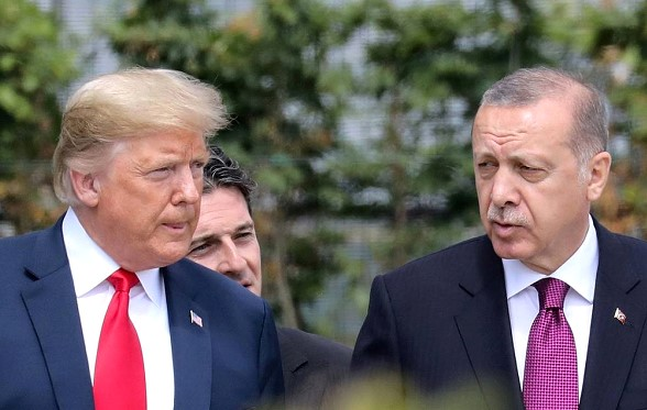Erdogan proposed Trump to resolve the dispute on the S-400