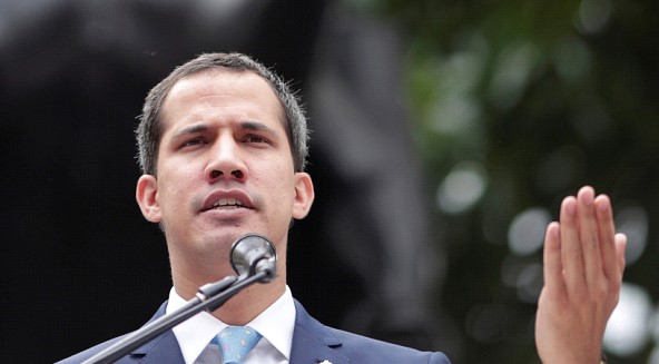 Guaido announced the largest protest in Venezuela