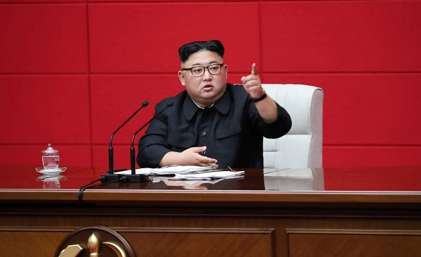 Kim Jong-UN: We must strike at those who want to bring us to our knees with sanctions