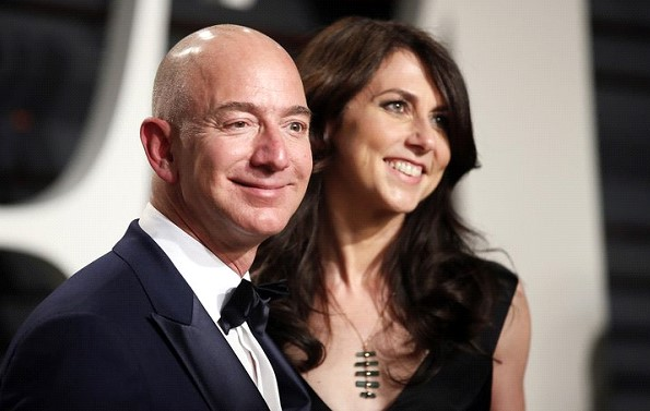 The former wife of the richest man in the world called the terms of the division of property after the divorce